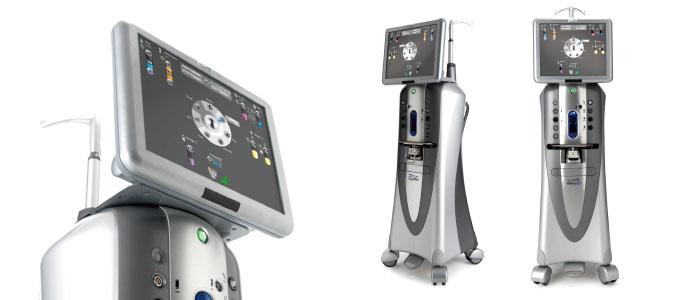 白内障・網膜硝子体手術装置